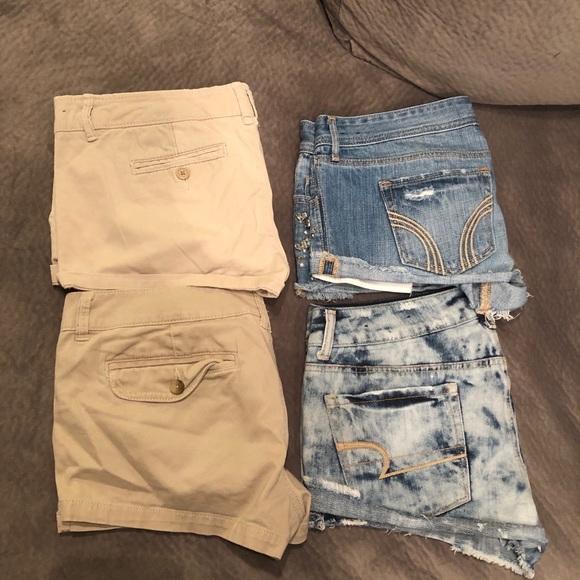 American Eagle Outfitters Pants - Shorts bundle